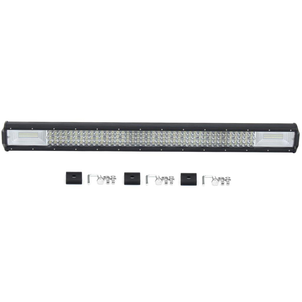 32 208led White Led Light Bar Aluminum Alloy Shell Work