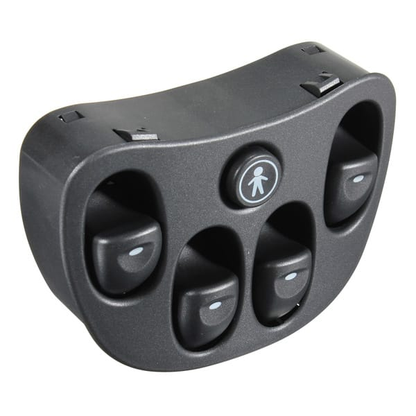 Power Driver Window Master Control Switch for Holden