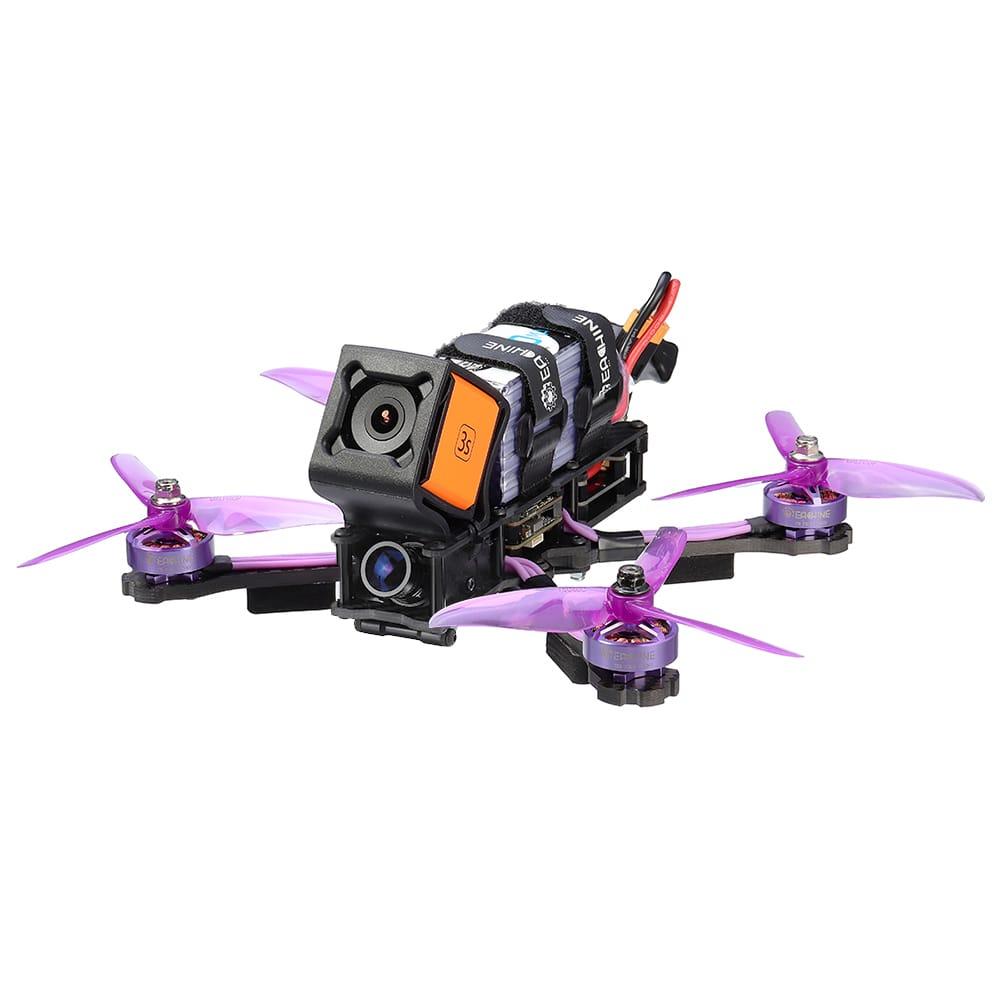 Fpv Racing Rc Drone Pnp W/ F4 Osd 45a 40ch 600mw