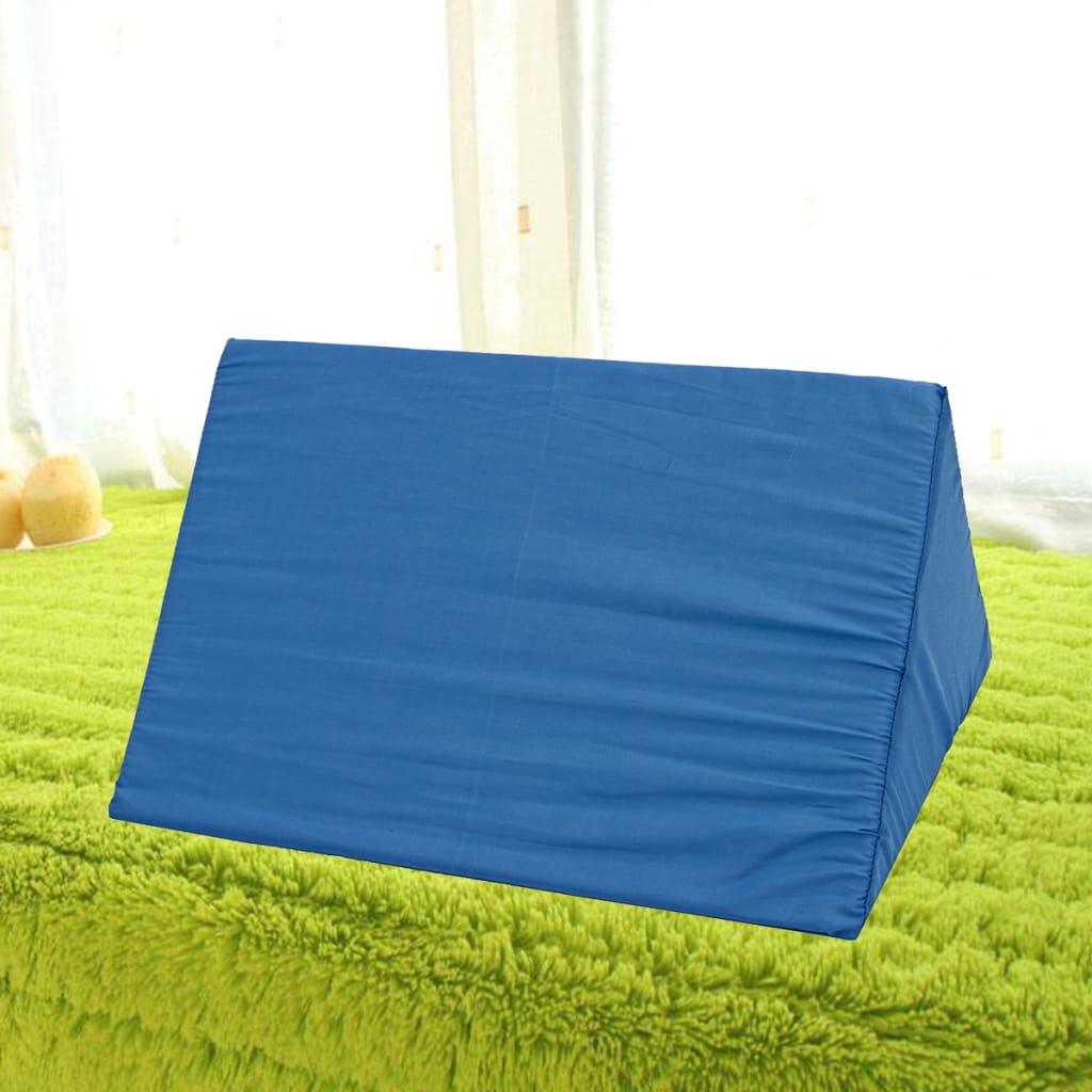 Memory Foam Orthopedic Acid Reflux Bed Wedge Pillow back - 2