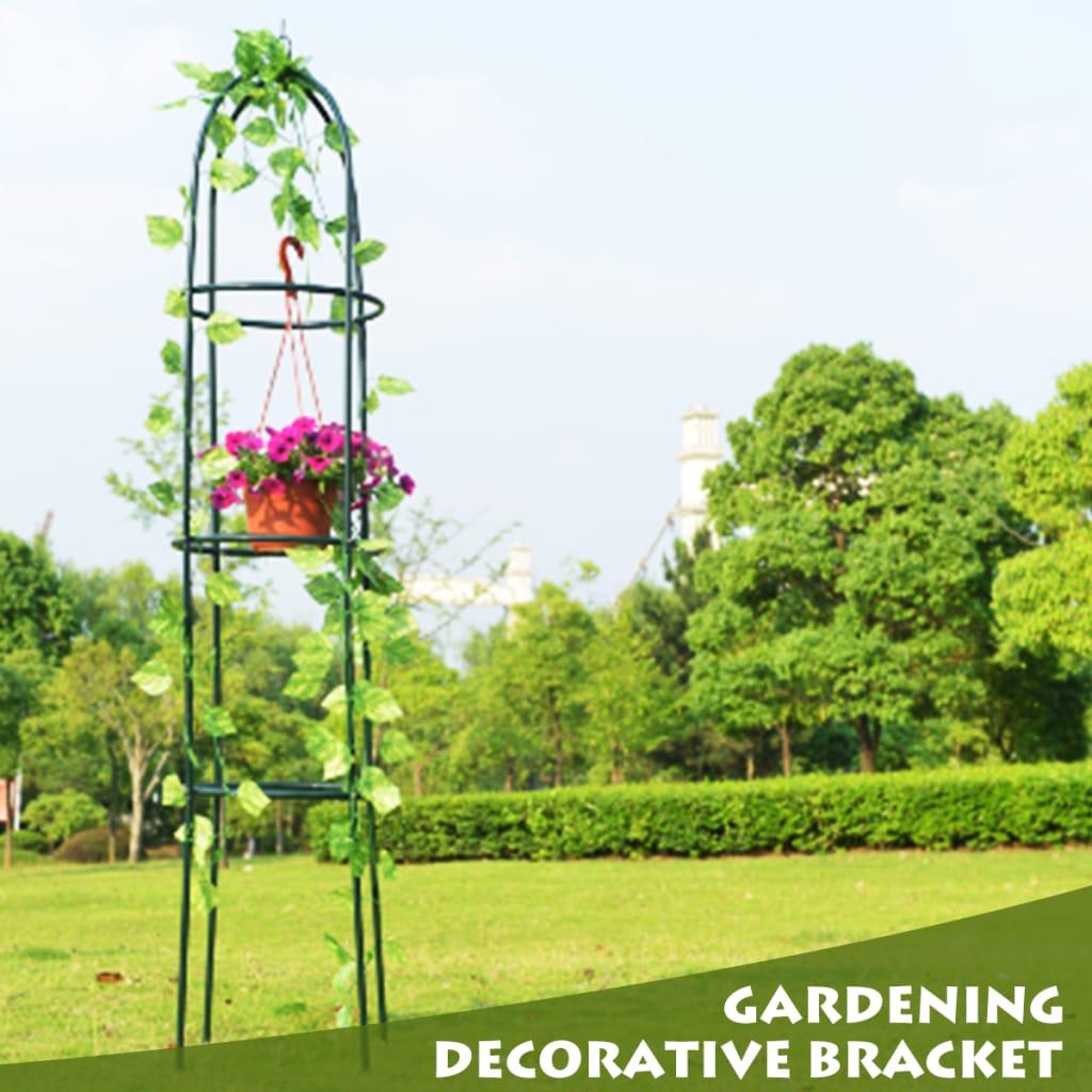 Flower Plant Stand Holder Garden Pot Shelf Display