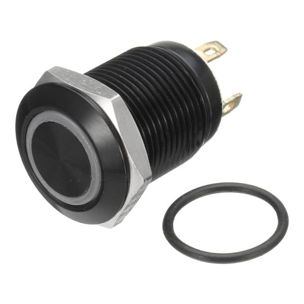 Led Light Metal Push Button Momentary Switch Waterproof - 5