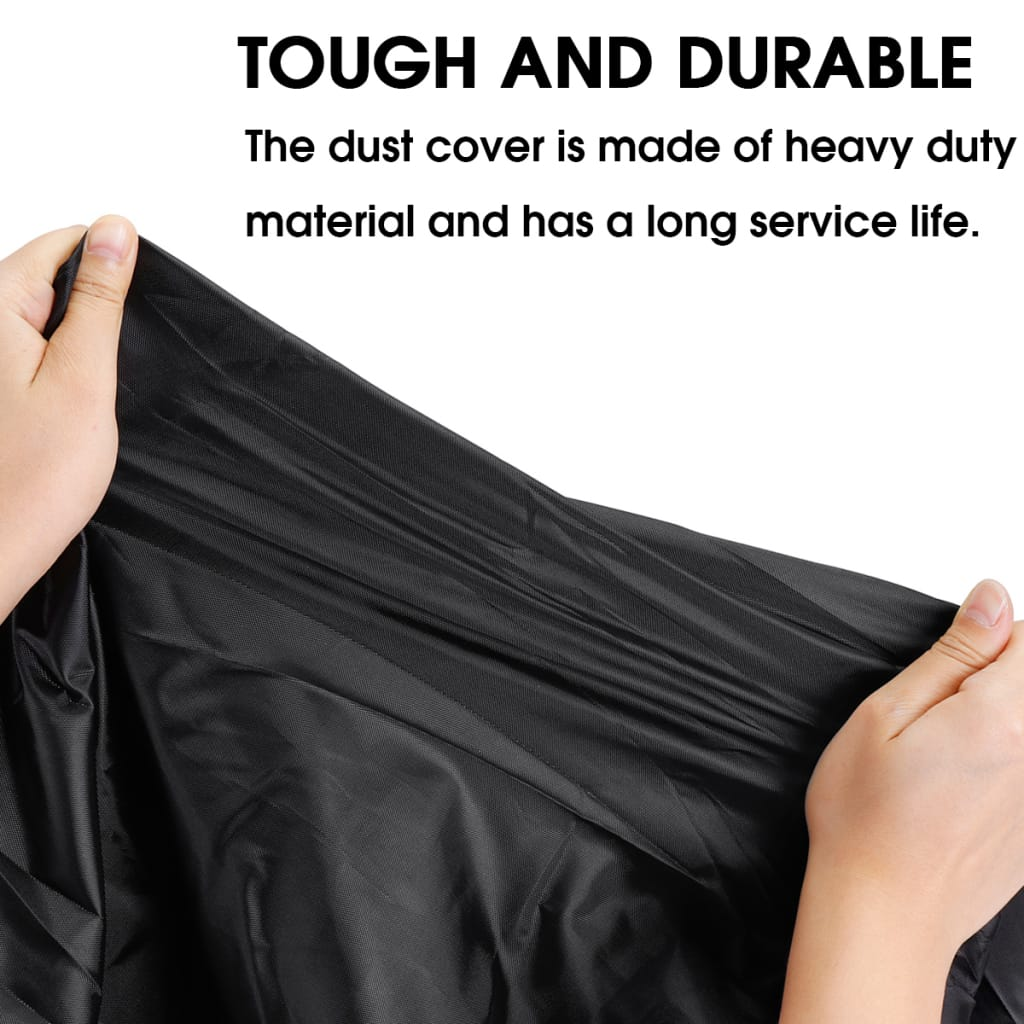Boat Cover Uv-protected Premium Trailerable Canvas - 4 Sizes