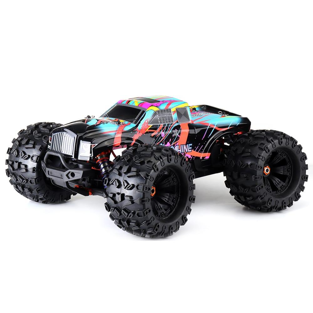 Rc Car Brushless Big Foot High Speed Drift Vehicle Models