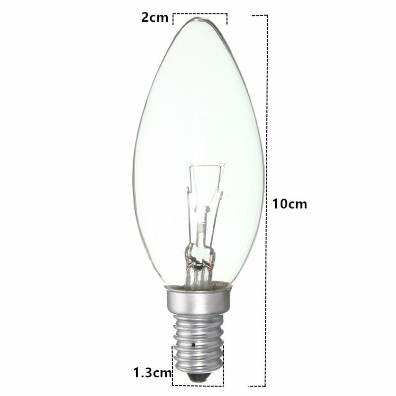 Refrigerator Freezer Appliance Light Bulb - 3 Options