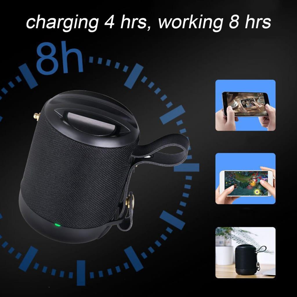 Wireless Bluetooth Speaker Mini Portable - 5 Options