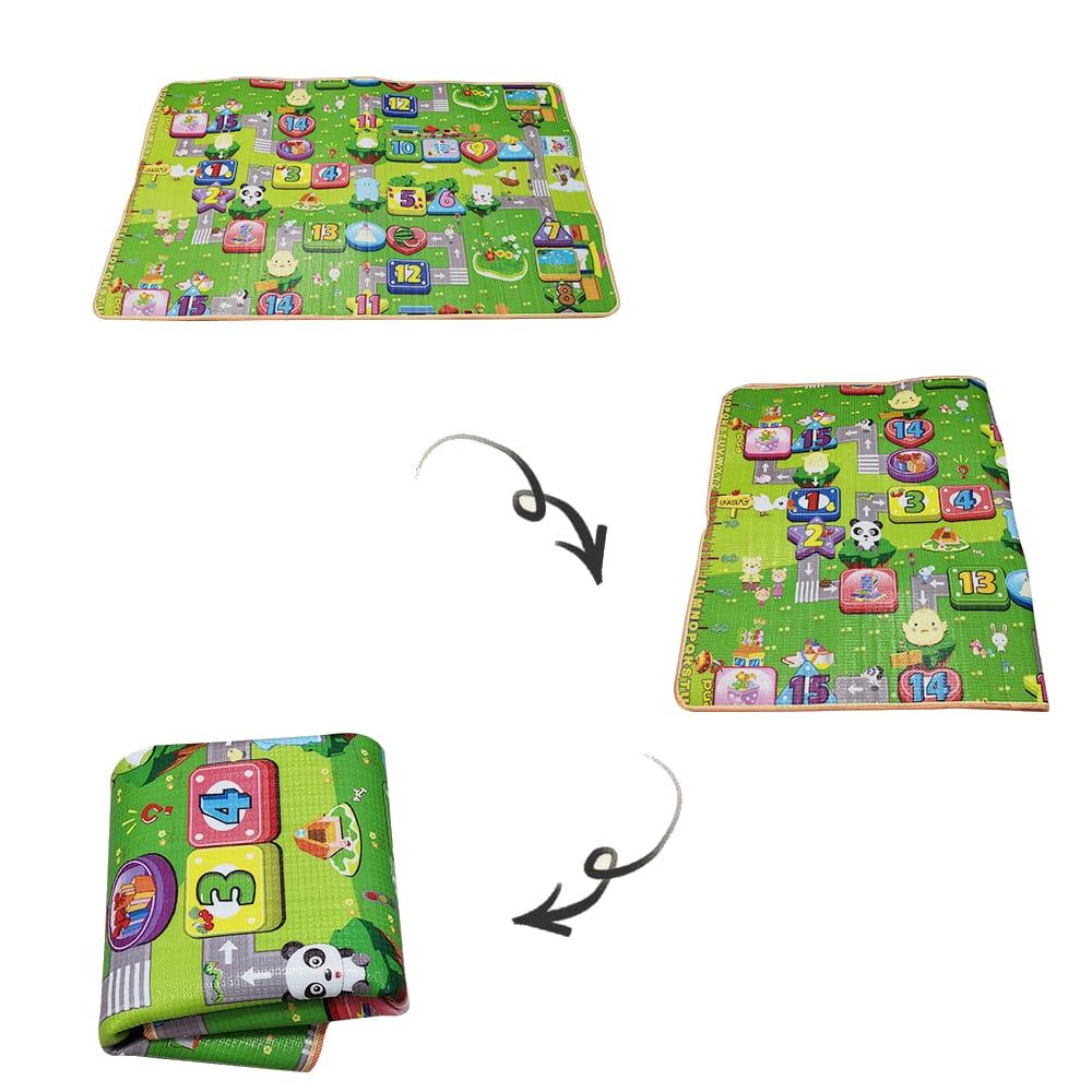 Waterproof Non-slip Baby Kids Floor Play Mat - 3 Sizes