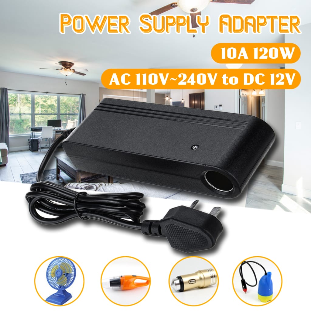 Power Supply Adapter Charger Transformer Au Plug