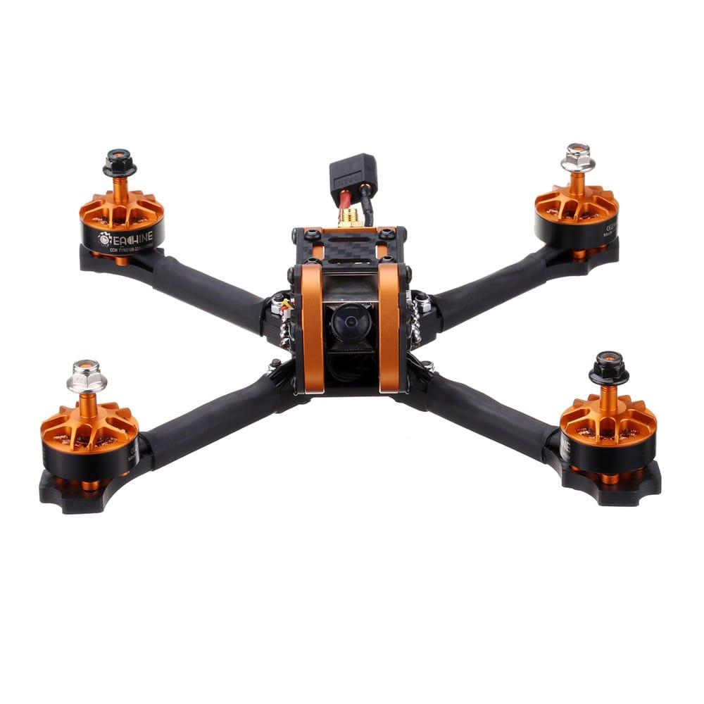 Fpv Racing Drone Pnp W/ F4 30a 600mw Vtx Caddx Turbo - 210mm