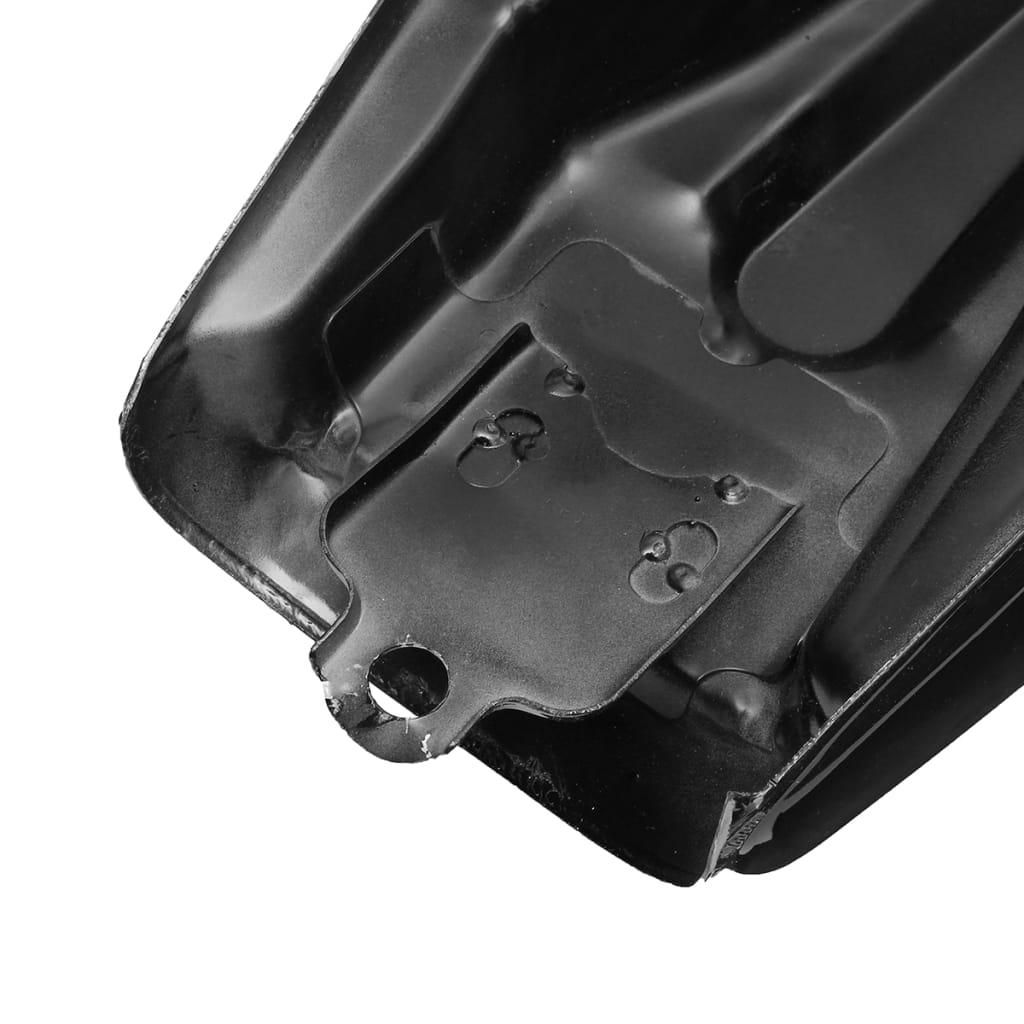 Fuel Gas Tank with Cap Switch Key Retro Motorcycle - 6