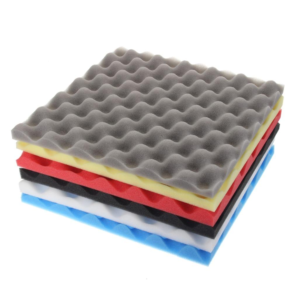 30*30*3cm Wedge Foam Tiles Karaoke Wall Studui Acoustic
