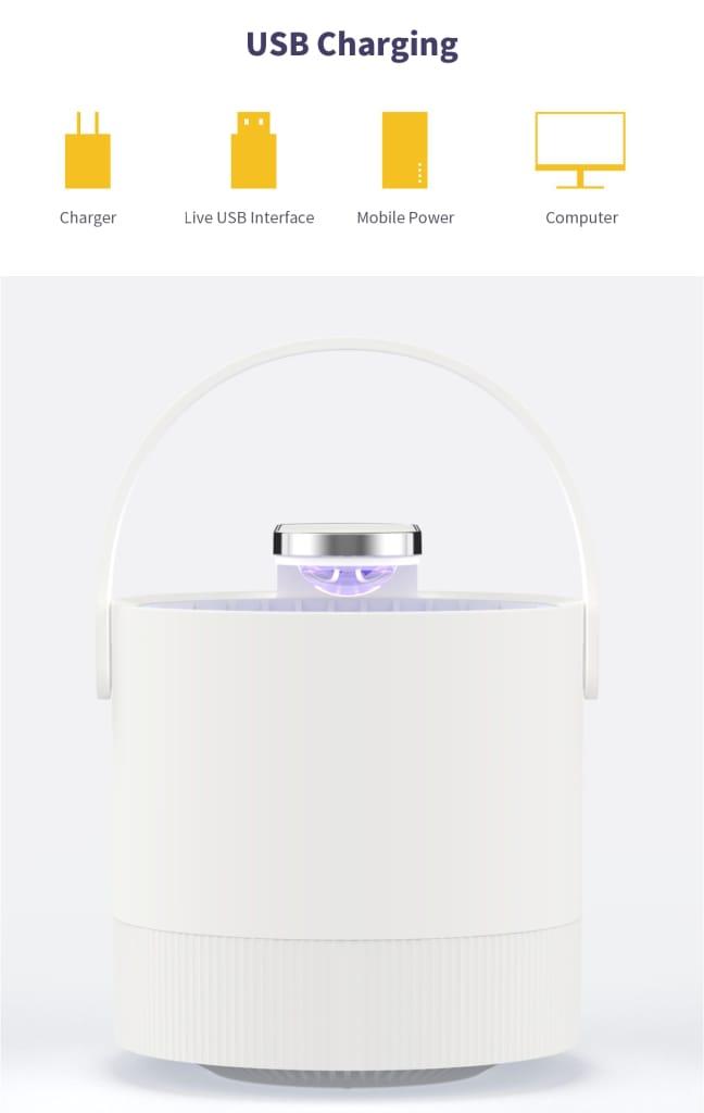 Vh 328 Mosquito Killer Lamp Usb Electric Photocatalyst