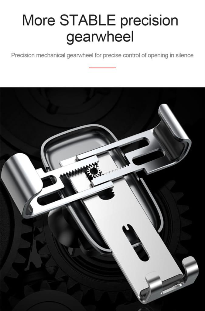 Baseus Metal Gravity Auto Lock Car Mount Air Vent Holder