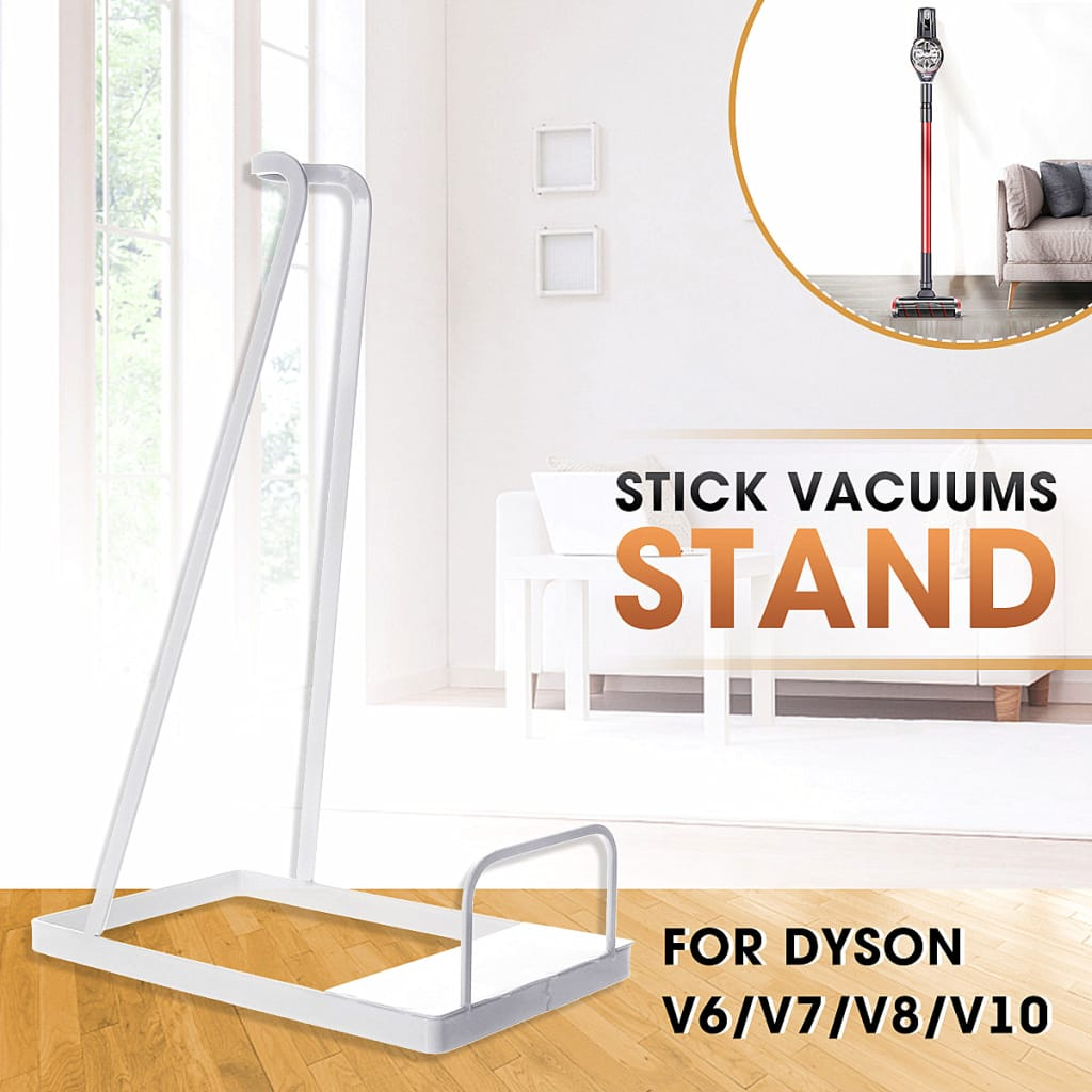 Vacuum Cleaner Stand Holder Bracket - 2 Colours