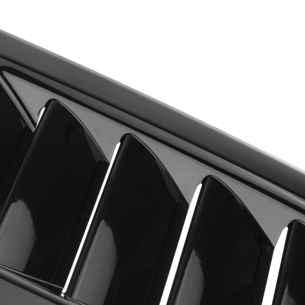 Car Rs Style Bonnet Vents Universal Glossy Blackfor Ford