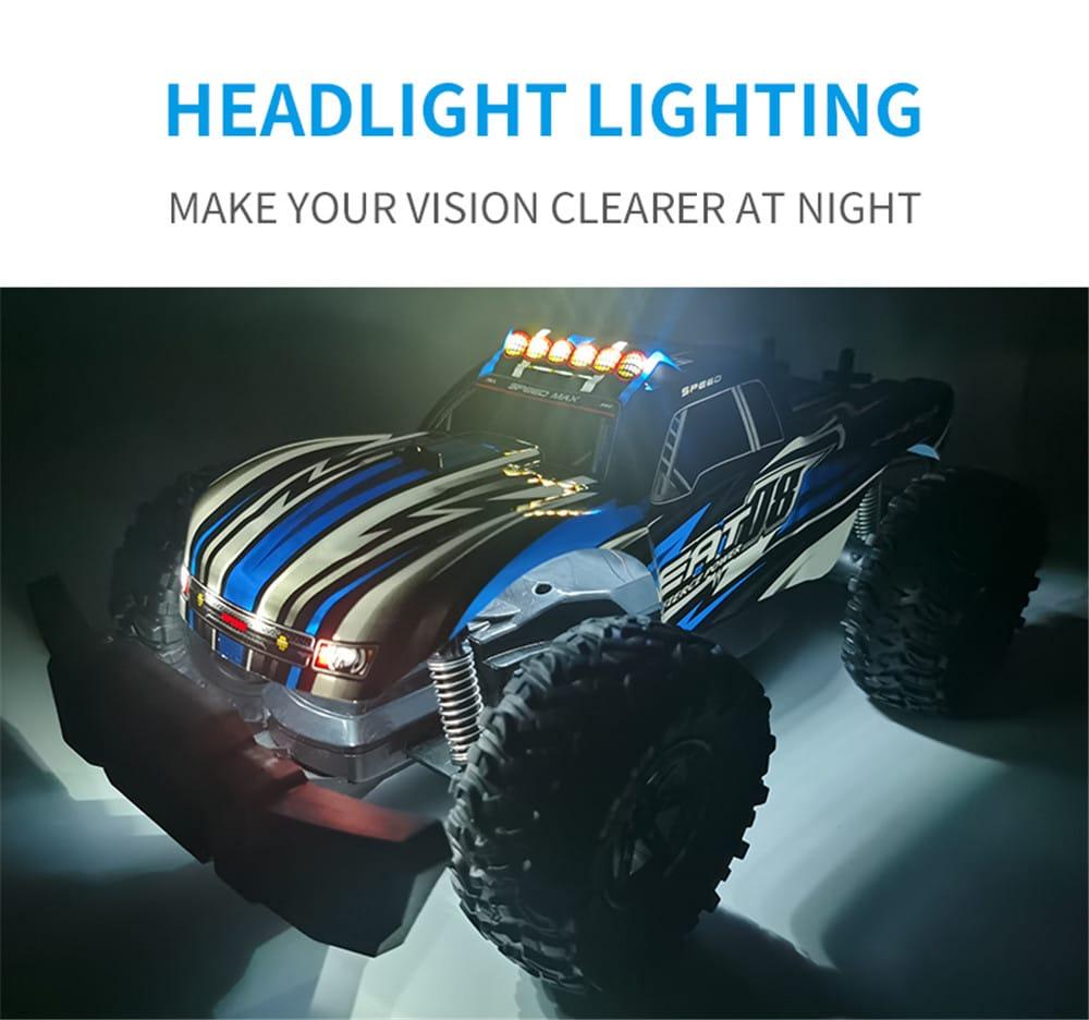 Rc Car front Led Light Off-road Vehicles Model - 4 Options