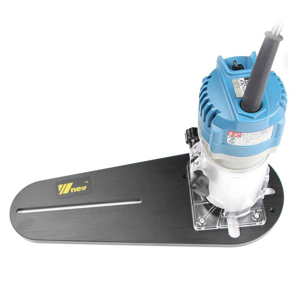 Circle Cutting Jig for Bosch Makita Electric Hand Trimmer
