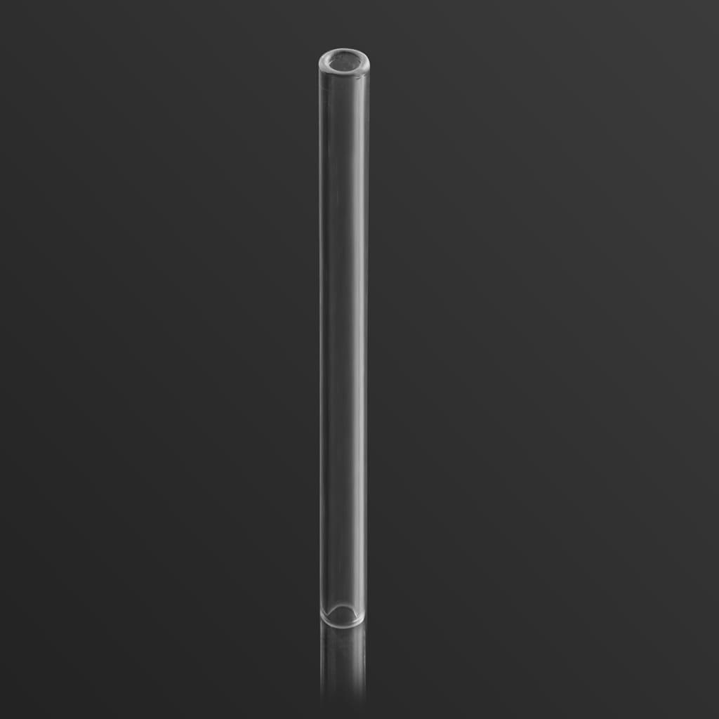 Borosilicate Glass Tubes Clear Blowing Tube - 20pcs