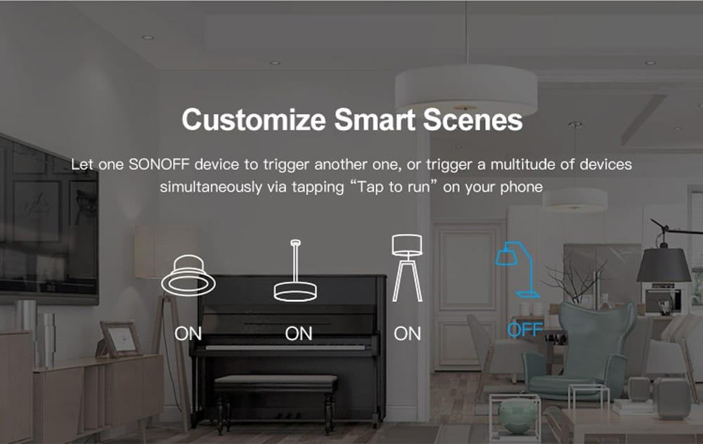 Two way Smart Switch Works with Amazon Alexa Google Home