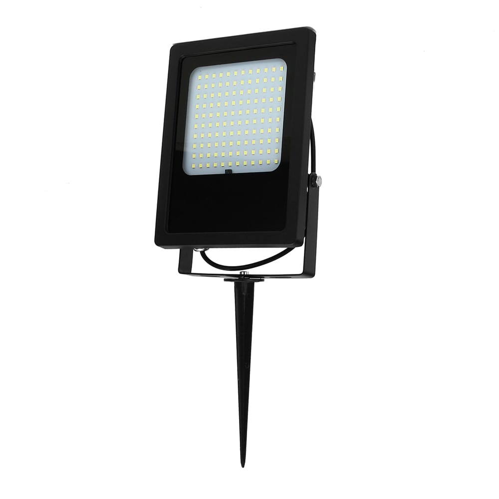 Flood Light Remote Control Light Sensor Solar Light - 2 Pcs