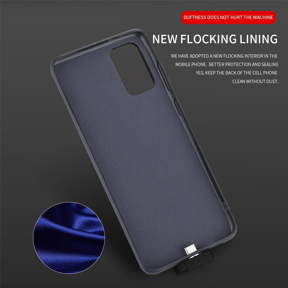 5000mah Power Bank Charger Cover for Samsung Galaxy S20 plus