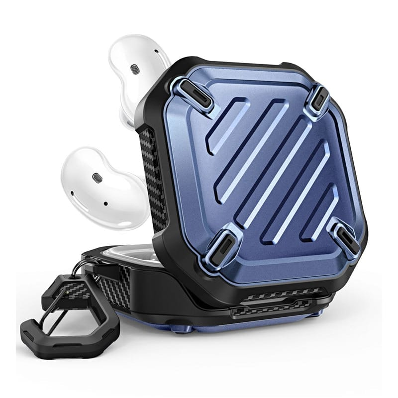 For Samsung Galaxy Buds Live - Full-body Rugged Case with