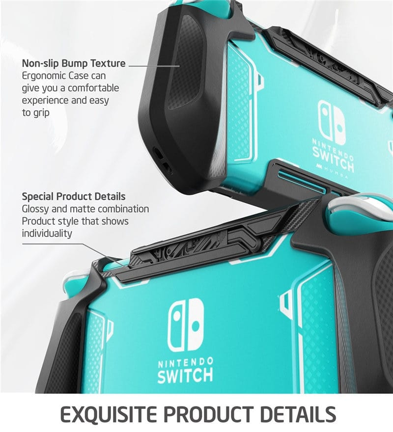 Grip Case for Nintendo Switch Lite Blade Tpu Protective
