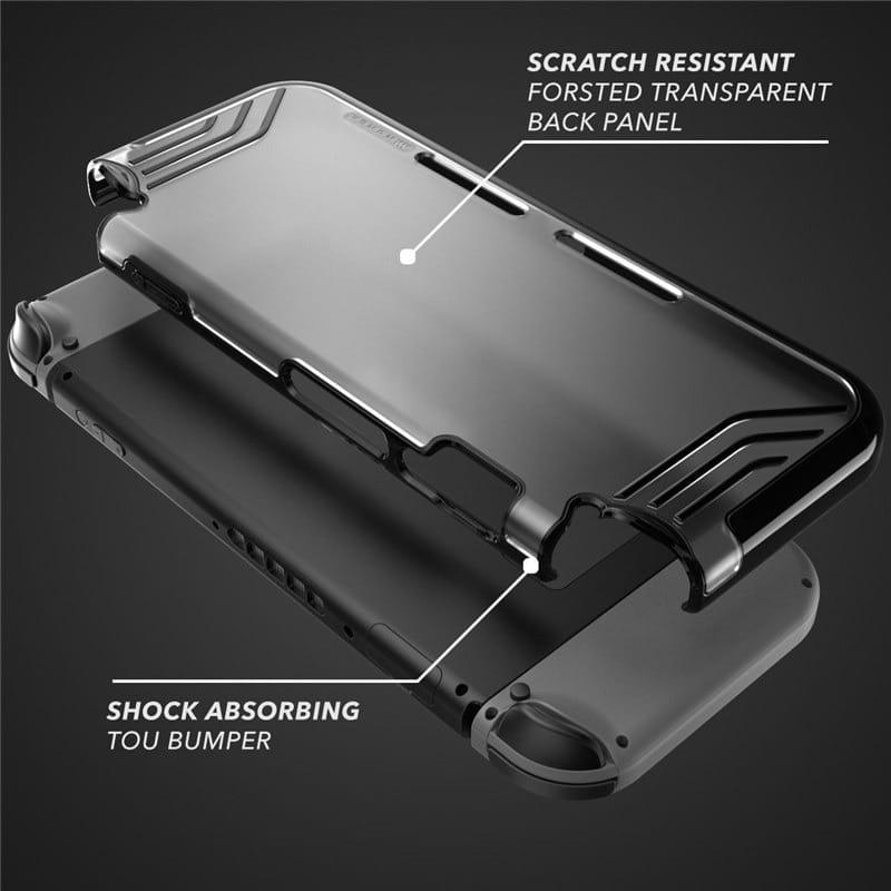 Mumba Slimfit Series Premium Slim Clear Hybrid Protective