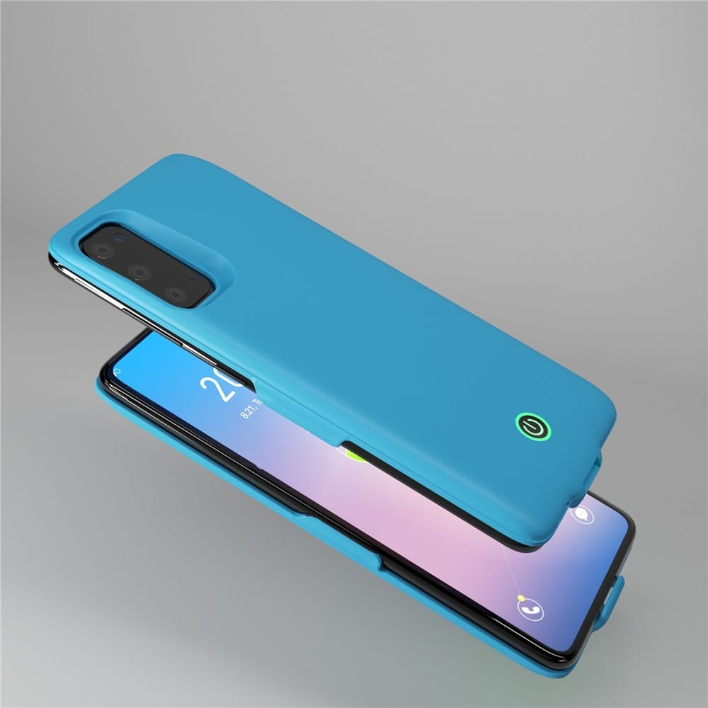 For Samsung Galaxy S20 plus Battery Case 7000mah Power Bank