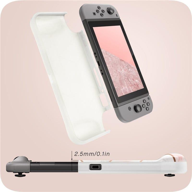 For Nintendo Switch Case Mumba Girl Power Soft Tpu Grip