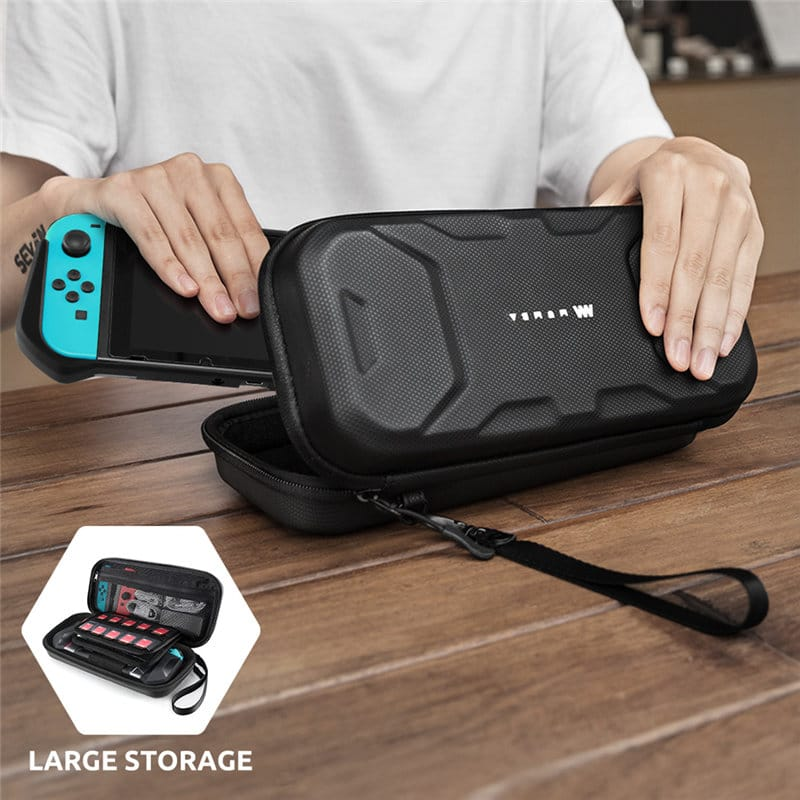 Switch Carrying Case Large Portable Protective Travel
