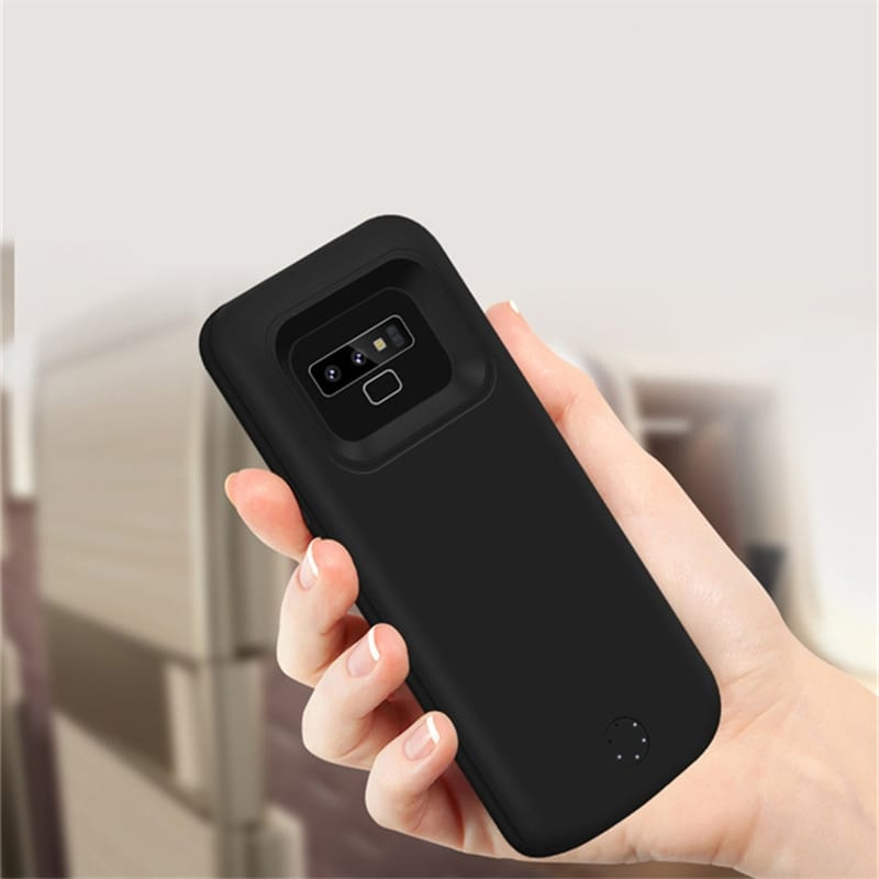 5000mah External Battery Powerbank Cover for Samsung Galaxy