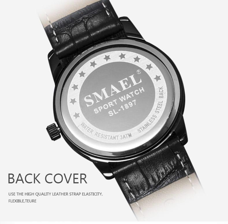 Men's Automatic Sport Wrist Watch Bracelet - 5 Colours