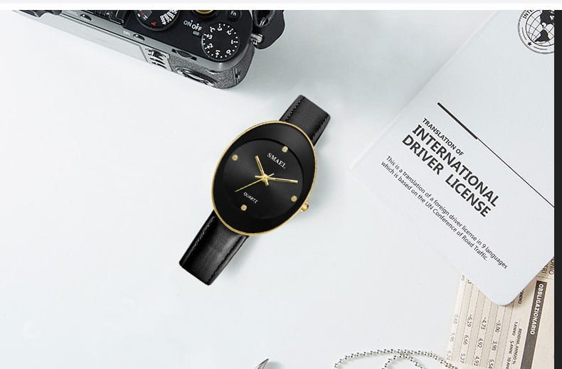 Quartz Stainless Women's Fashion Casual Watch - 8 Colours