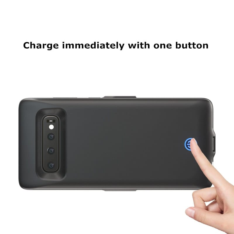 7000mah Battery Charger Cases for Samsung Galaxy S10 plus